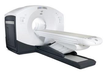 Imagen: El sistema Discovery IQ para PET/CT (Fotografía cortesía de GE Healthcare).