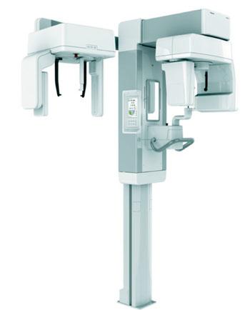 Imagen: El sistema de imagenología de TC con rayo cónico (CBCT), Cranex 3Dx (Fotografía cortesía de Soredex).