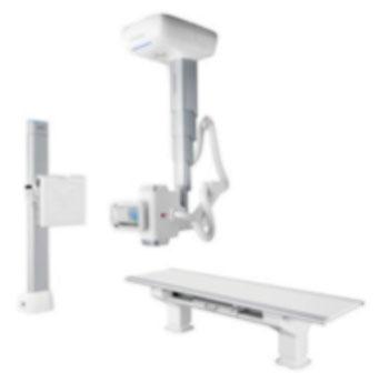 Imagen: El sistema GC85A cielítico para radiografía digital (Fotografía cortesía de Samsung).