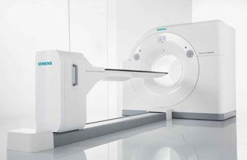 Imagen: El sistema versátil, Biograph Horizon PET/TC ofrece un desempeño de alta calidad con rentabilidad (Fotografía cortesía de Siemens Healthcare).